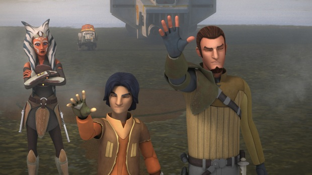 What does the future of Star Wars Rebels hold for our Jedi friends? (Image credit: StarWars.Com)