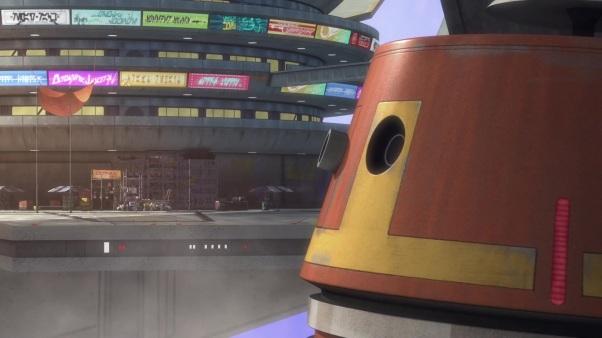 Chopper goes shopping in Star Wars Rebels