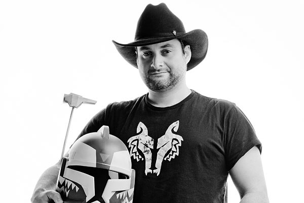 Dave Filoni, Executive Producer of Star Wars Rebels (Image credit: StarWars.Com)