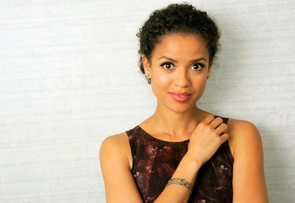 British actress Gugu Mbatha-Raw