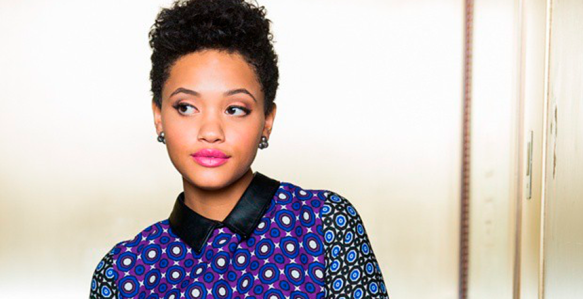 Actress and singer Kiersey Clemons