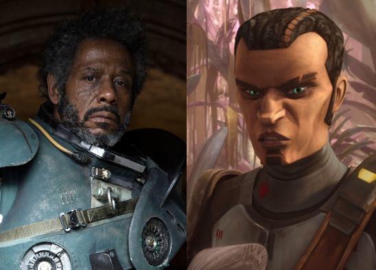 Forest Whitaker will be bringing Saw Gerrera to life on the big screen this December