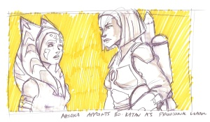 Ahsoka Tano and Bo-Katan