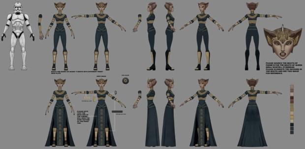 Miraj Scintel, Queen of Zygerria