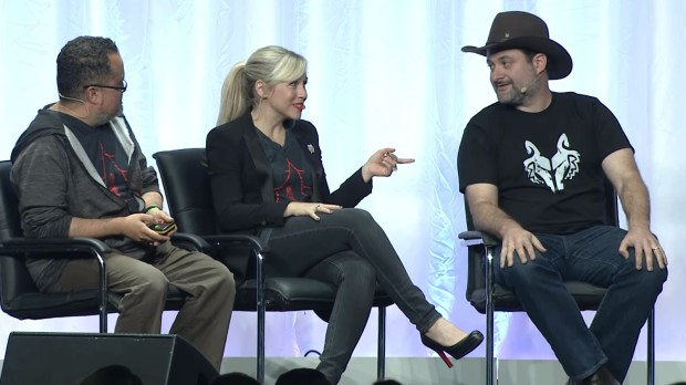 Ashley Ecktein talks about Dave's doodles
