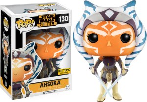Funko Pop! Ahsoka will be a Hot Topic exclusive