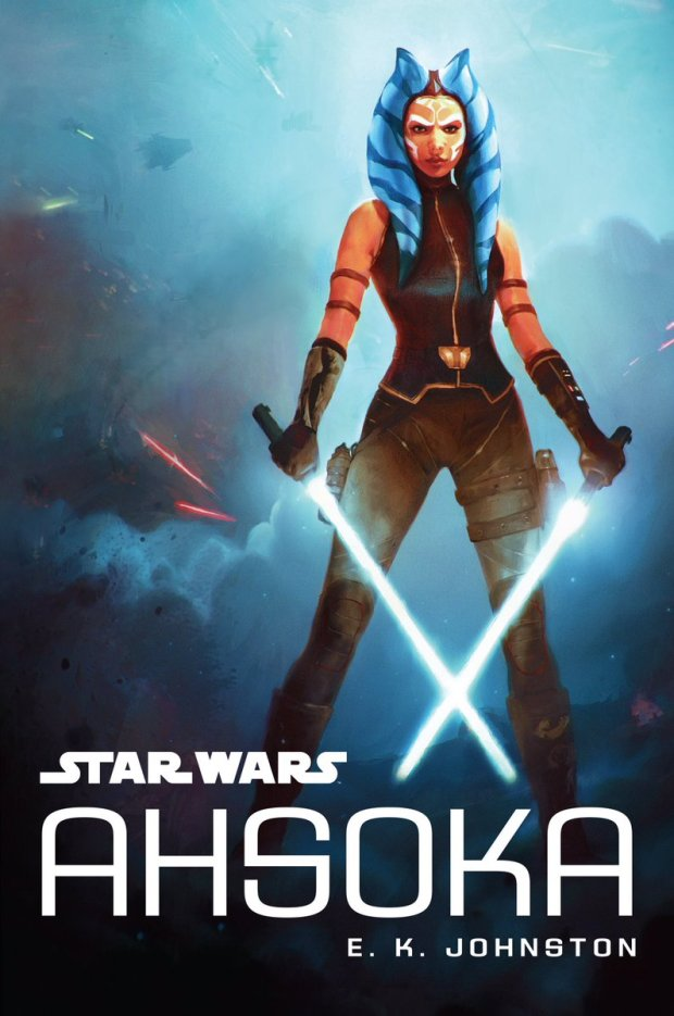 The cover for 'Star Wars: Ahsoka'