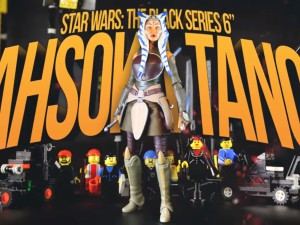 Toys Being Awesome's review of Black Series Ahsoka Tano