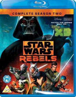 Star Wars Rebels: Season 2 Blu-Ray