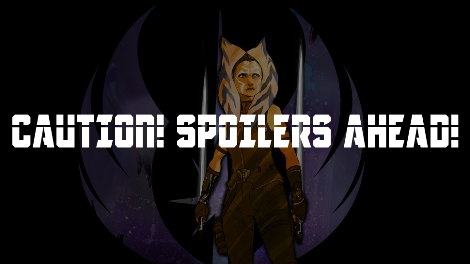 Team Ahsoka Spoiler Warning