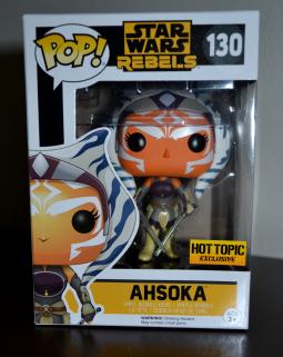 Ahsoka Tano Funko Pop! figure