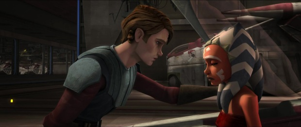 Ahsoka learns a valuable (and painful) lesson in 'Storm Over Ryloth' (Image credit: Cap-That)