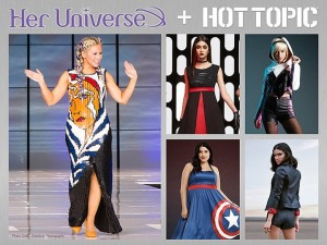 Her Universe joins forces with Hot Topic (Image credit: Her Universe)