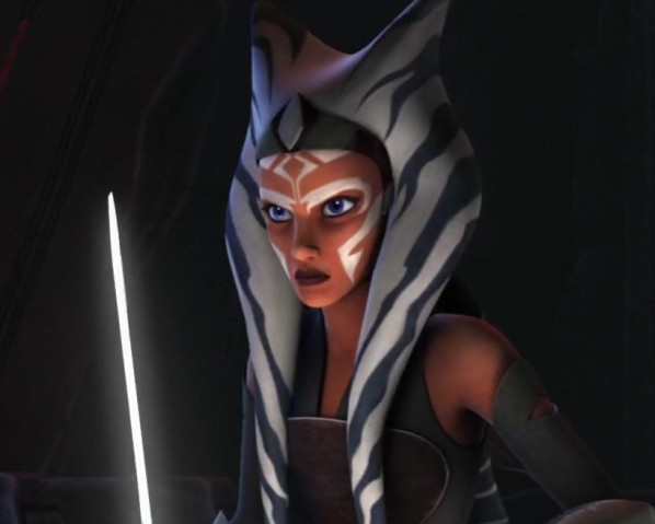 Will we ever see Ahsoka Tano in a live-action film? Ashley Eckstein thinks there's a chance.