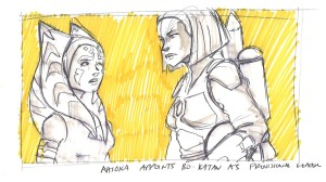 Ahsoka appoints Bo-Katan as the provisional leader of Mandalore