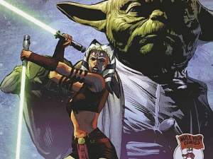 Ahsoka Tano variant cover for Star Wars #30 (Image credit: Mile High Comics)