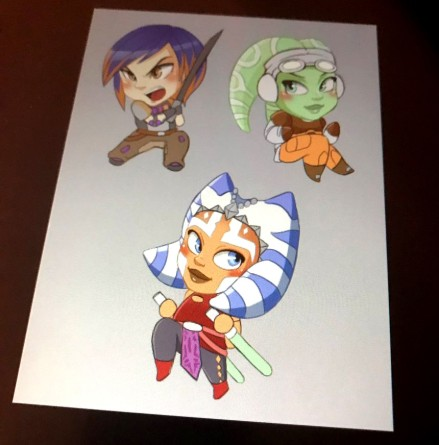 'Star Wars Rebels Charms' by Courtney Everette