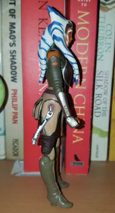 Ahsoka Tano Black Series figure
