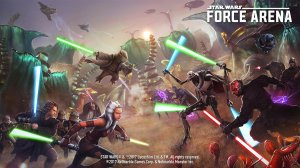 'Star Wars: Force Arena' by Netmarble Games
