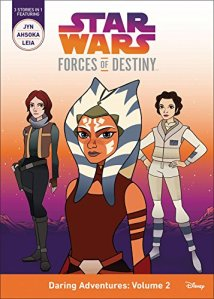 Star Wars: Forces of Destiny - Daring Adventures, Volume 2