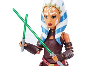 The Ahsoka Tano 'Forces of Destiny' adventure figure