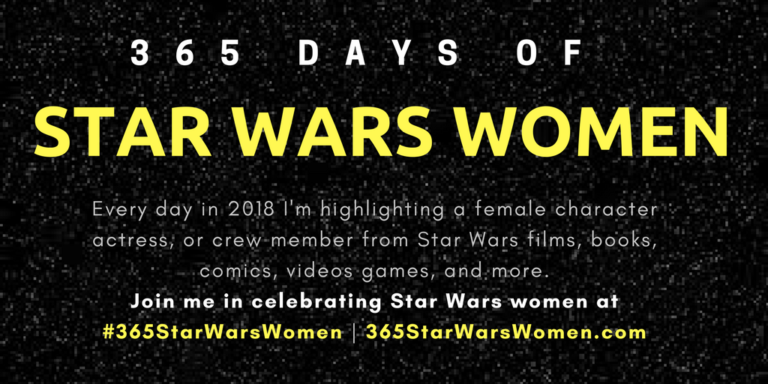365 Days of Star Wars Women (Image credit: Amy Richau)