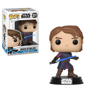 Star Wars: The Clone Wars Anakin Skywalker Funko Pop! vinyl figure