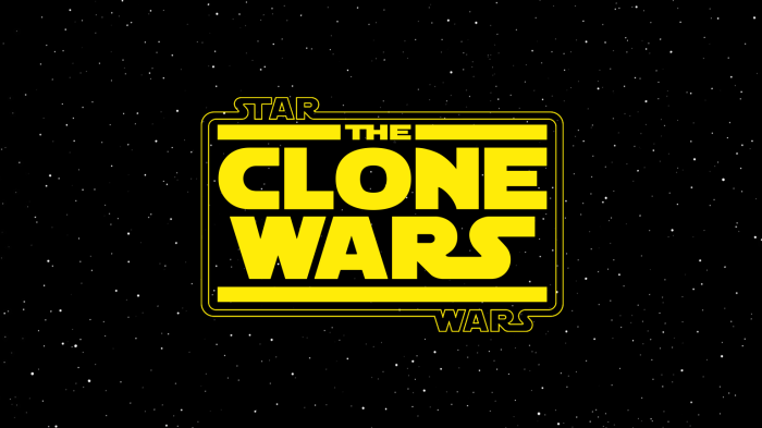 Star Wars: The Clone Wars logo