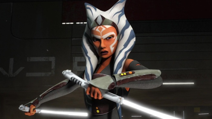 Ahsoka Tano in 'The Future of the Force'