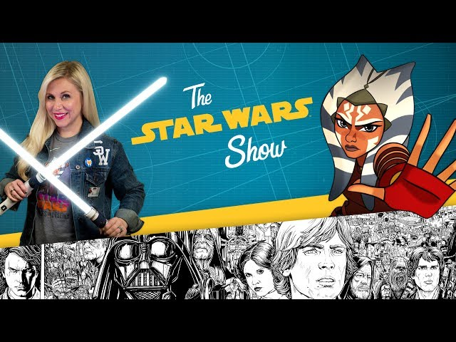 Ashley Eckstein on The Star Wars Show