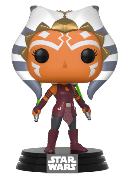 Star Wars: The Clone Wars Ahsoka Tano Funko Pop Figure