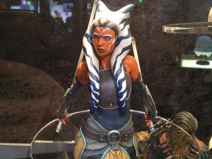 Gentle Giant Ltd's Ahsoka Tano mini bust