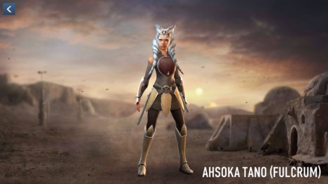 Ahsoka Tano (Fulcrum) joins Star Wars: Force Arena