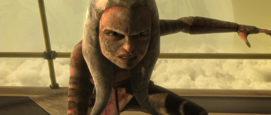 Ahsoka faces one of her toughest challenges in 'Wookiee Hunt'