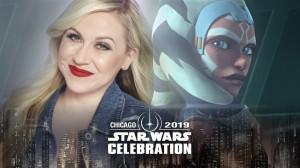 Star Wars Celebration Chicago - Ashley Eckstein