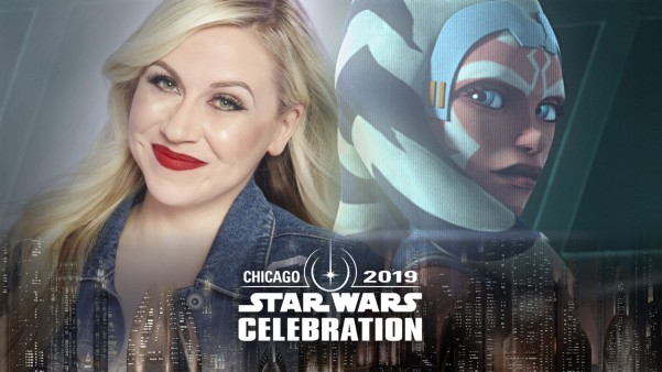 Star Wars Celebration Chicago - Ashley Eckstein