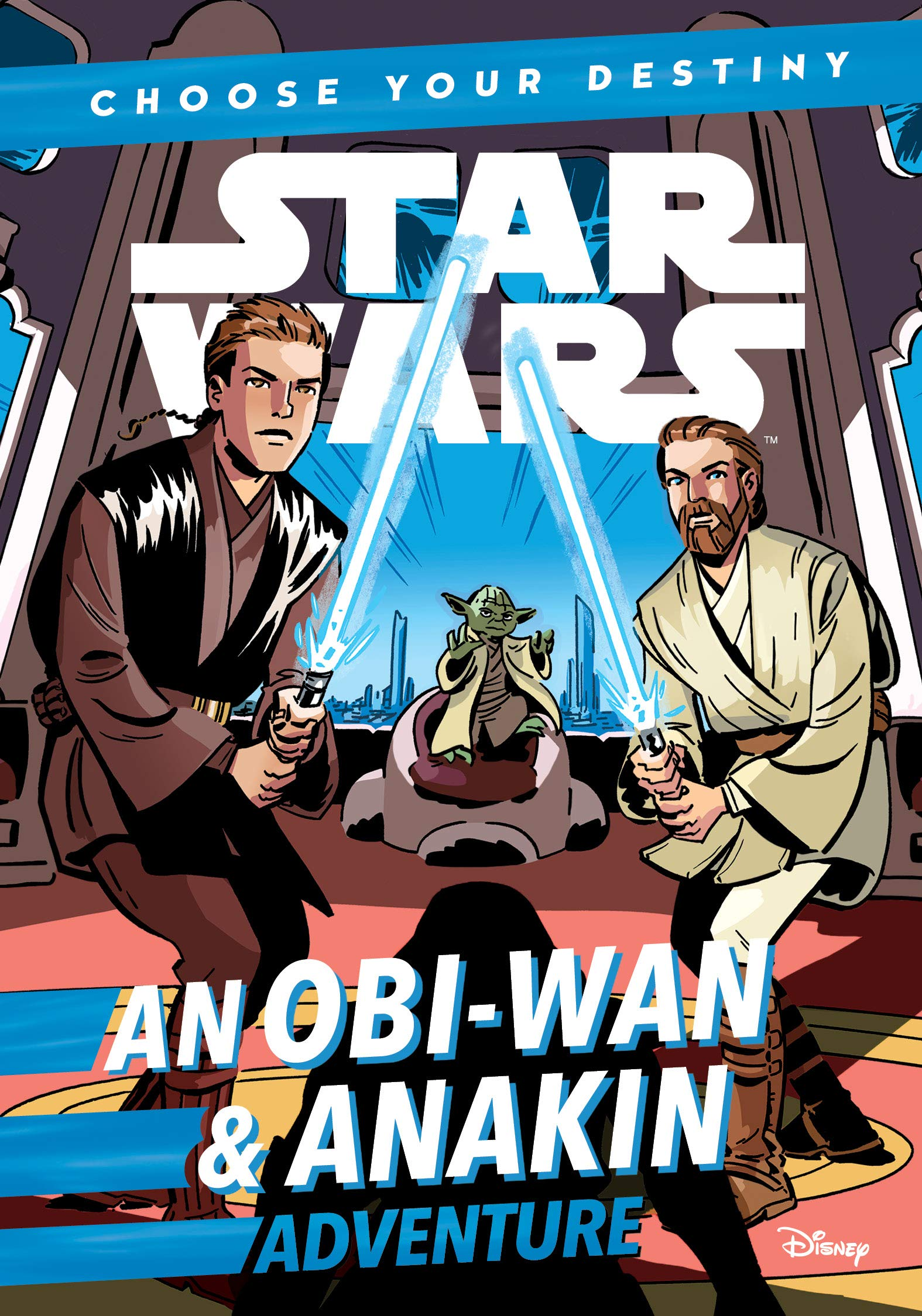 Star Wars: Choose Your Destiny: An Obi-Wan and Anakin Adventure