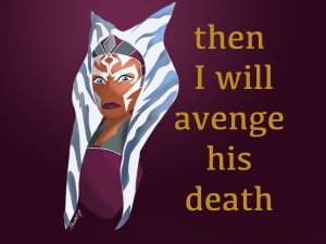 Ahsoka Tano fan art by TheStardust77