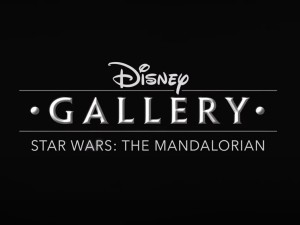 Disney Gallery: The Mandalorian logo