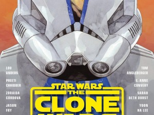 Cover art for The Clone Wars: Stories of Light and Dark
