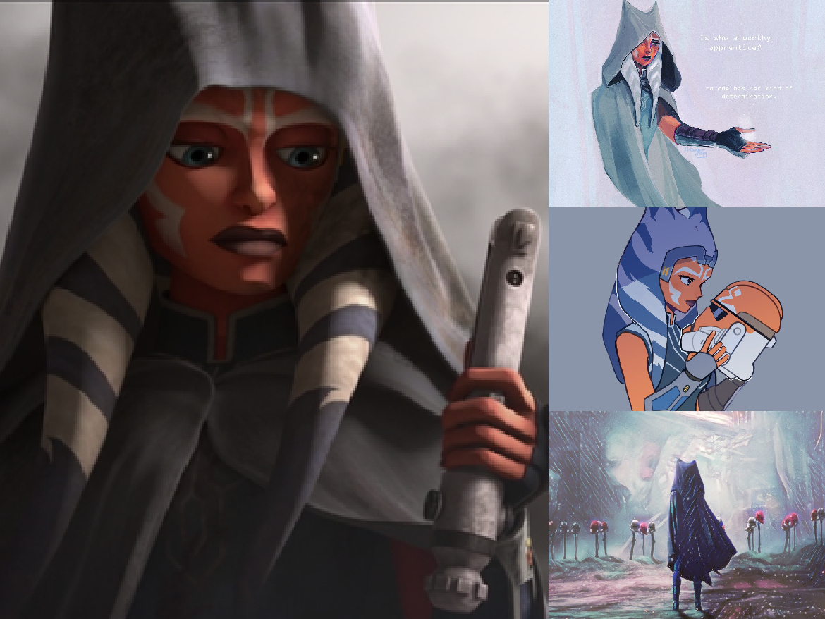 The Clone Wars Fan Art Roundup Victory And Death Team Ahsoka
