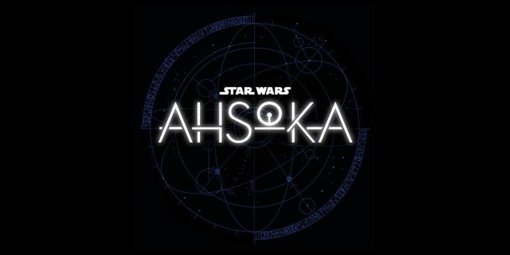 Logo for Ahsoka Tano series