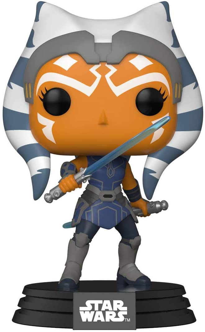 Star Wars: The Clone Wars Ahsoka Tano Siege of Mandalore Funko Pop Figure